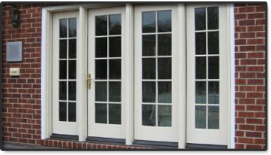 Vinyl Windows & Doors Installed by Good Guys Contracting
