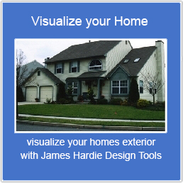 Visualize your home exterior with James Hardie design tools