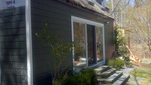 New James Hardie Siding Project by Good Guys Contracting