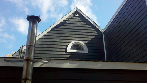 Brand New Siding by Good Guys Contracting