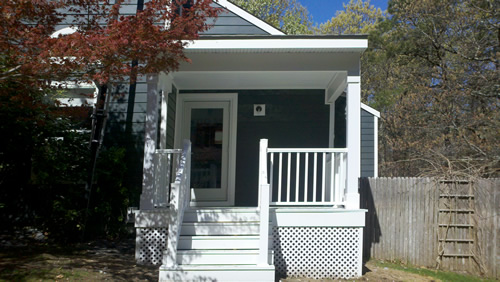 New Deck & Siding by Good Guys Contracting