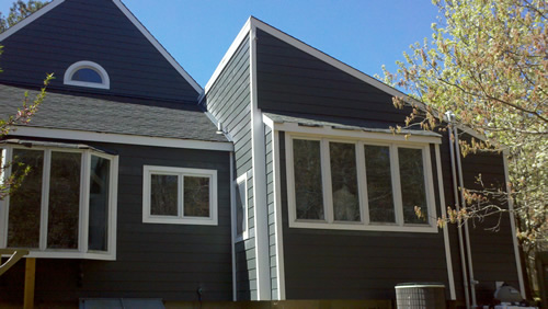 Siding Project by Good Guys Contracting