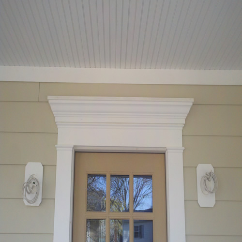 Cusetom Crown Moldings From Good Guys Contracting