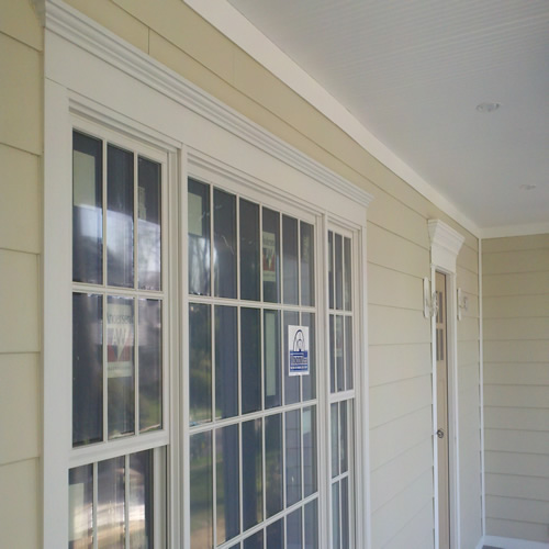 Windows Crown Moldings Installation From Good Guys Contracting