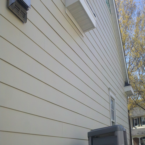 Siding Installation From Good Guys Contracting