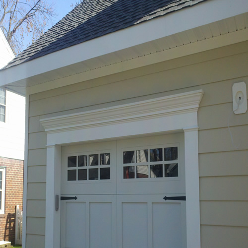 Crown Moldings & Siding Installation From Good Guys Contracting