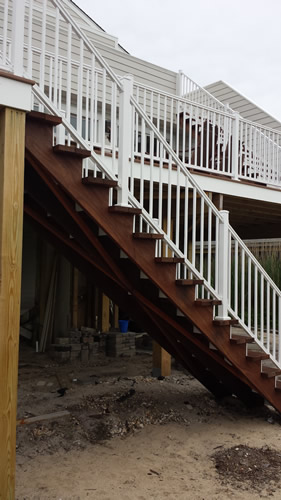 Remodeled Steps from Good Guys Contracting
