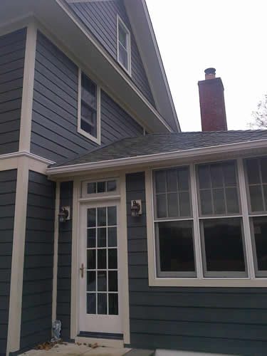 New Siding Project from Good Guys Contracting