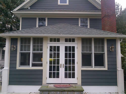 Remodeled House by Good Guys Contracting