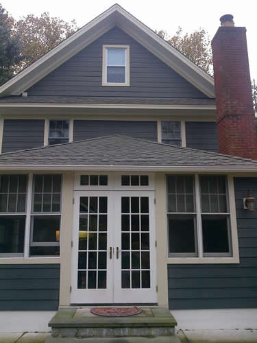 James Hardie Siding Project by Good Guys Contracting