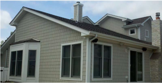 Vinyl Siding from Good Guys Contracting