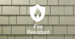 The Fire Resistance of James Hardie Siding
