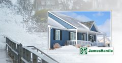James Hardie Siding is Made to Withstand Long Island Weather