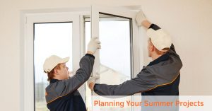 Planning Your Summer Projects with Good Guys Contracting