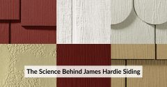 The Science Behind James Hardie Siding