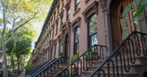 Iconic Brooklyn Brownstone designs