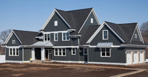 Hardiboard improves the exterior of your home.
