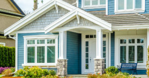 Updating your home's siding.