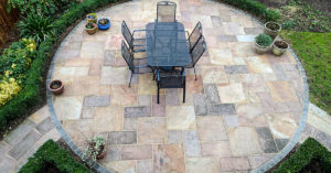 Patio Masonry Designs