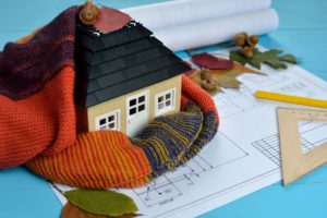 Updating your home for winter.