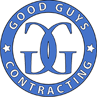 Good Guys Contracting logo