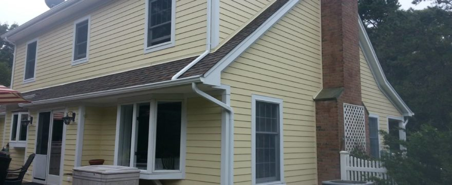 West Hampton, NY: James Hardie Siding Project