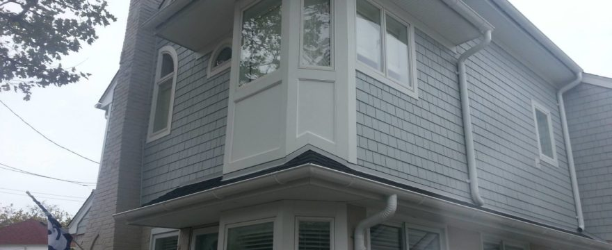 Point Lookout, NY: James Hardie Shingle Project